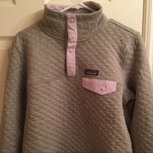 Patagonia Women's Organic Cotton Pullover